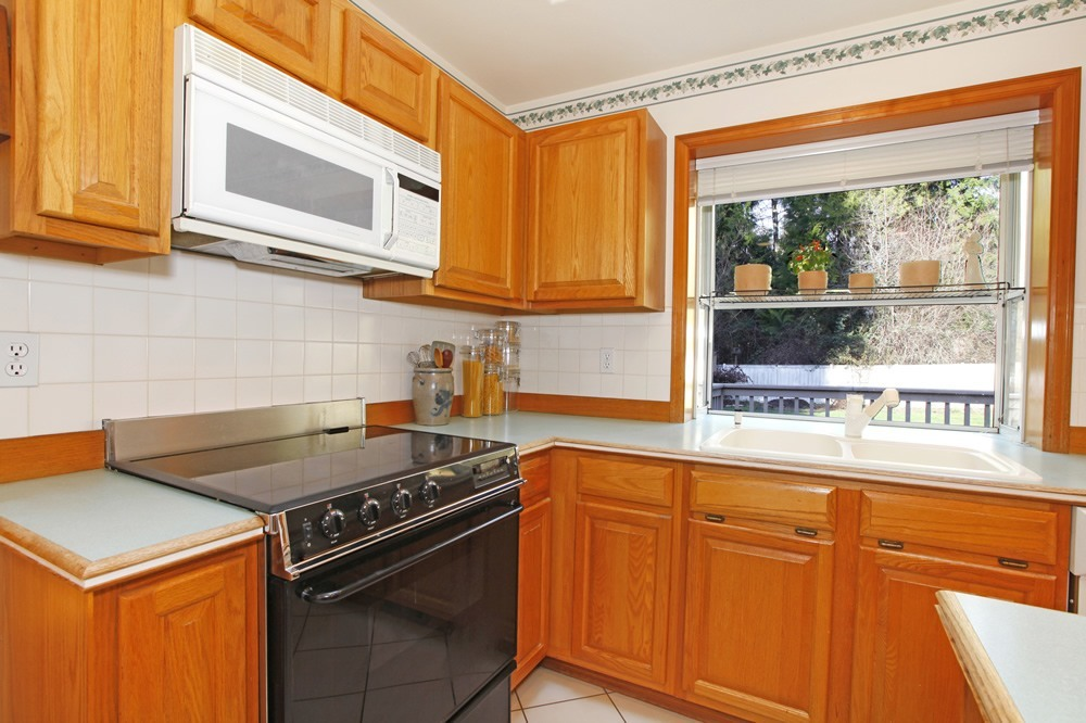 how to cut cabinet for over the range microwave