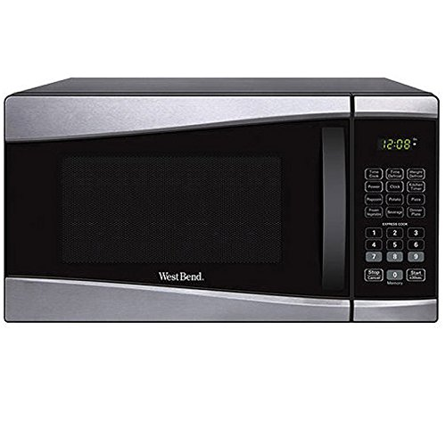 900 Watt Microwave Useful 1 Touch Cooking Settings