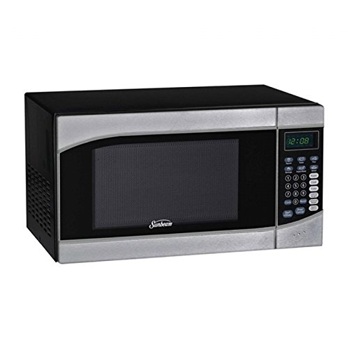 Sunbeam Sgh6901 0 9 Cu Ft Microwave Stainless Steel An Attractive Unit From Us Brand
