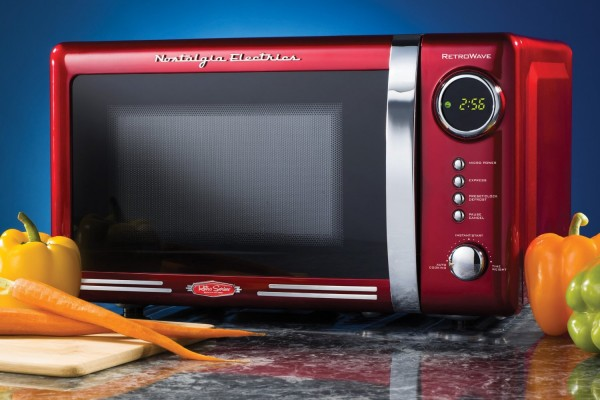 3 Stylish Red Microwave Oven Reviews For 2017