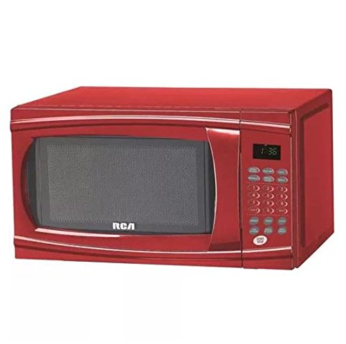 Countertop Microwave Oven Reviews 2017 : Stylish Red Microwave Oven Reviews For 2017